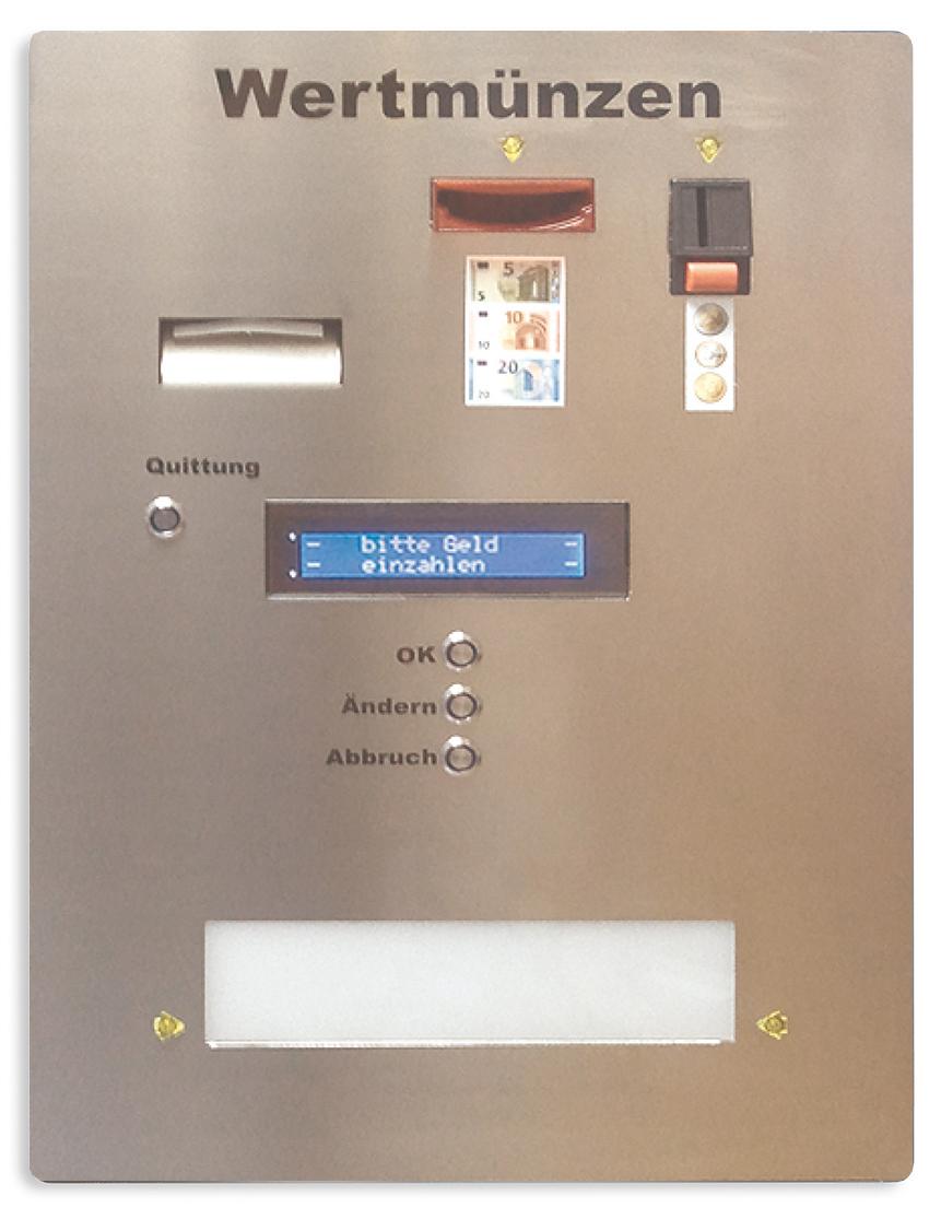Wechsel-Automat-SBA-2D von vorn
