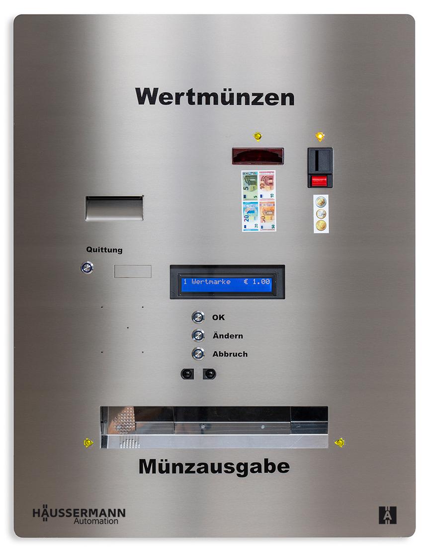 Wechsel-Automat SBA_2B Basis-Gerät