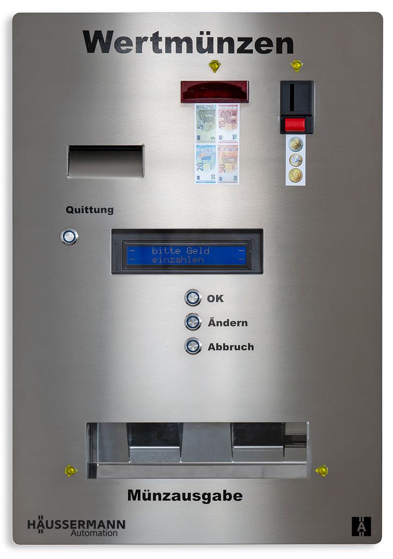 Wechsel-Automat